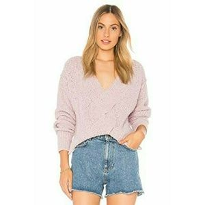 Free People 'Coco' V-Neck Sweater!